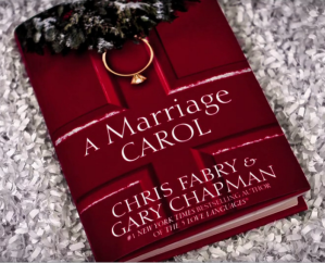 A Marriage Carol Cover: Best Christmas Stories